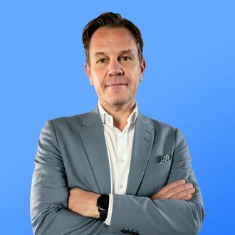 Fredrik Fagerlund, VD