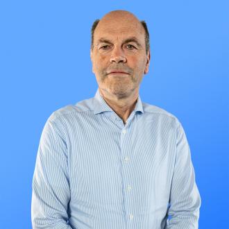 Per-Olov Östberg, CFO